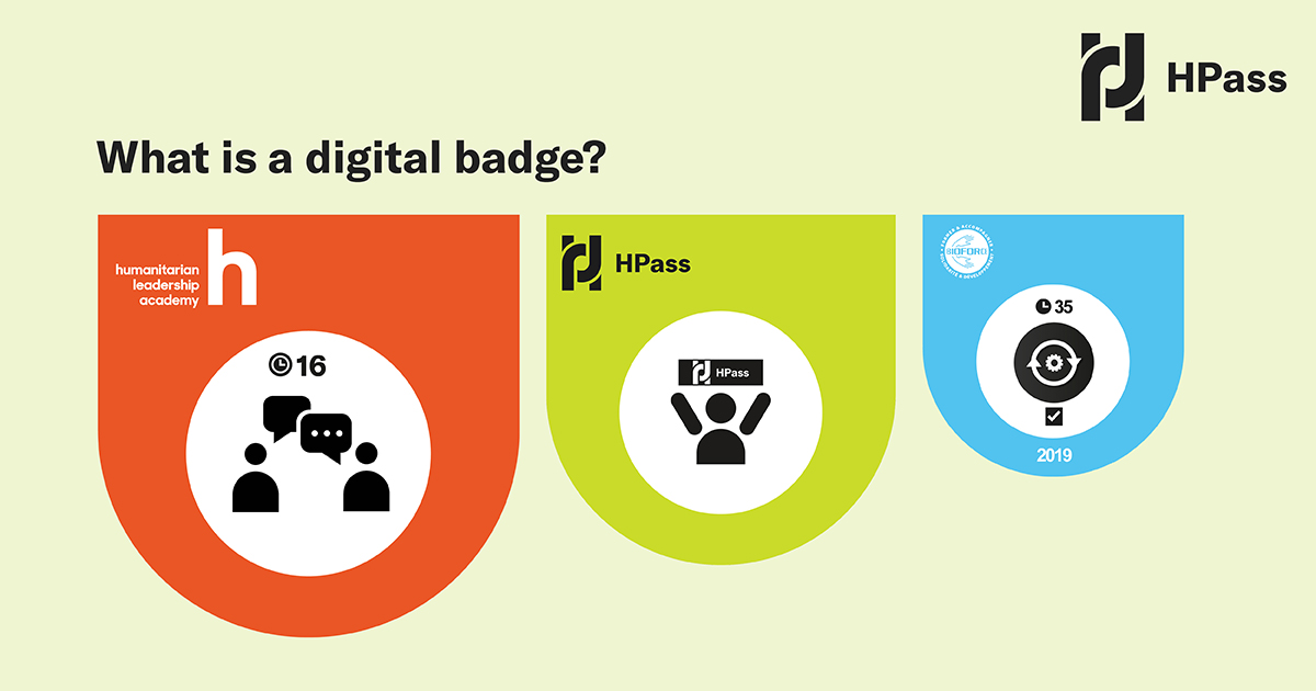 Digital badging, learn how it works