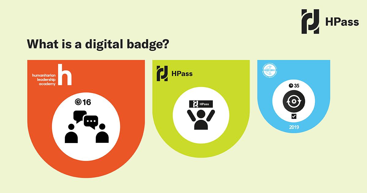 Digital badging, learn how it works